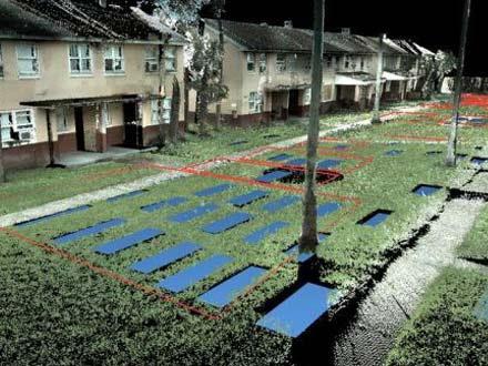公寓底下惊现 126 副棺材 住户知道后吓哭