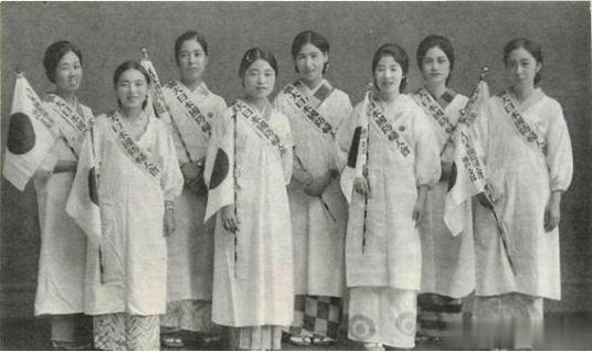 揭秘二战期间疯狂的日本女人