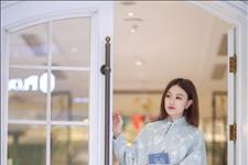【旗袍公馆】今年秋天流行这件裙,清纯文艺的少