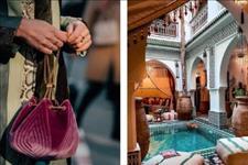 【秒懂时尚】时装精的我要拎什么包包去旅行?