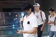 【奢侈不贵】吴奇隆机场忙和刘诗诗语音传情,身