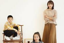 【新长春国贸】刘涛的一双儿女近照曝光,继承了