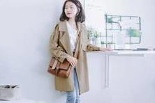 【路源】风衣是入秋最时髦的外套,帅气又拉风,