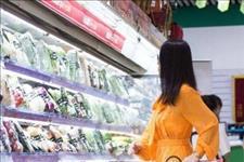 【水水聊八卦】李湘逛超市只买蔬菜,瘦身成功之后更加