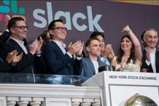 速途网@Slack上市首日股价暴涨48.5% 市值超过230亿美元