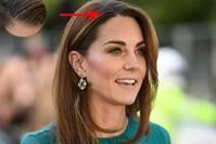 """【娱匠人】岁月不饶人!37岁凯特王妃竟有白头发,和"""""""