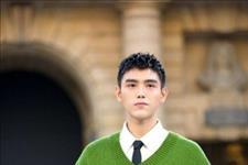 """[潮人志]陈凯歌的儿子上了T台,黑领带系着""""牛油"""