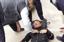 「呼和浩特晚报」一男子摔伤民警扶 这样的民警人佩服