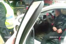 [邢台交警]男子酒驾取快递,细问之下居然还是无证驾驶