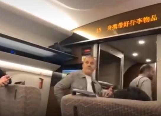外籍乘客疑拉下高铁紧急制动阀 未被处理引发质疑